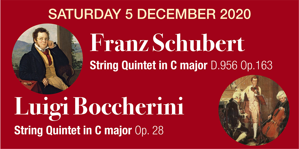 UntunedSky Schubert and Boccherini